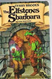 Cover of: The  Elfstones of Shannara | Terry Brooks