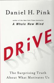 Cover of: Drive | Daniel H. Pink