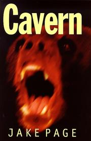 Cover of: Cavern | Jake Page