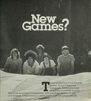 Cover of: The new games book | New Games Foundation.