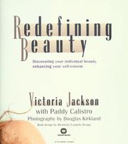 Cover of: Redefining beauty | Victoria Jackson
