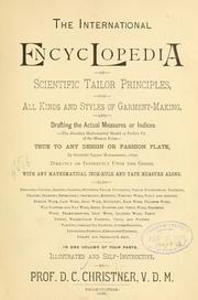 The international encyclopedia of scientific tailor principles