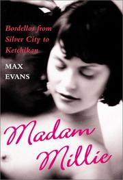 Cover of: Madam Millie: Bordellos from Silver City to Ketchikan
