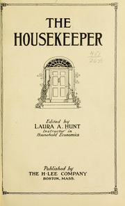 Cover of: The housekeeper