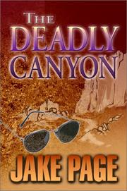 Cover of: The deadly canyon