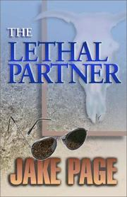 Cover of: The lethal partner