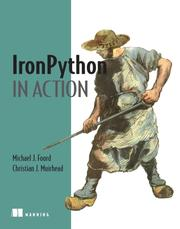 Cover of: IronPython in action |