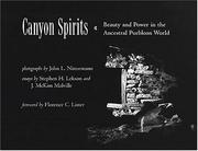 Cover of: Canyon spirits