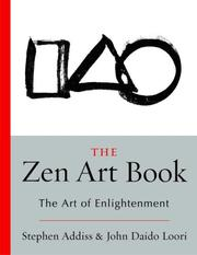 Cover of: The Zen art book: the art of enlightenment