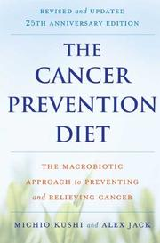 Cover of: The cancer prevention diet | Michio Kushi