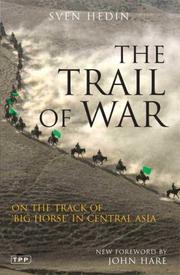 Cover of: The trail of war