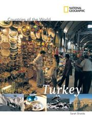 Cover of: Turkey | Sarah Shields