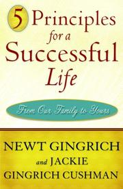 Cover of: 5 Principles for a Successful Life: from our family to yours