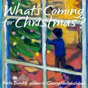 Cover of: What's coming for Christmas