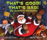 Cover of: That's good! that's bad! on Santa's journey