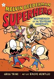 Cover of: The Brotherhood of the Traveling Underpants | Greg Trine