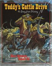 Cover of: Teddy's cattle drive