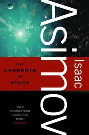 Cover of: The currents of space