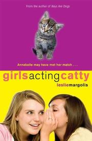 Cover of: Girls acting catty