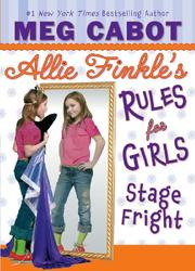 Cover of: Stage fright