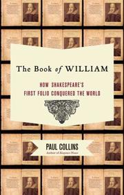 Cover of: The book of William | Collins, Paul