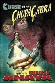 Cover of: Curse of the ChupaCabra