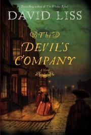 Cover of: The devil's company: A Novel
