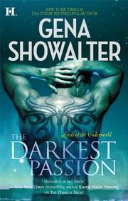 Cover of: The Darkest Passion (Hqn)