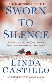 Cover of: Sworn to Silence (Kate Burkholder)