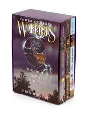 Cover of: Warriors: Power of Three Box Set