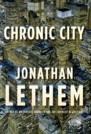 Cover of: Chronic city