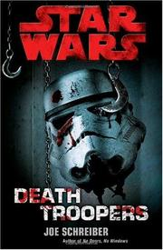 Cover of: Star Wars: Death Troopers