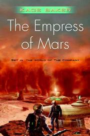 Cover of: The Empress of Mars (The Company)
