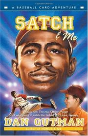 Cover of: Satch & Me (Baseball Card Adventures)