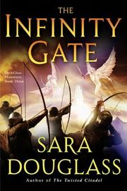 Cover of: The Infinity Gate: DarkGlass Mountain: Book Three