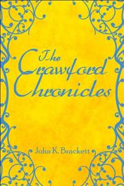 Cover of: The Crawford Chronicles