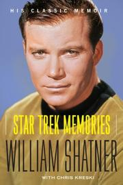 Cover of: Star trek memories