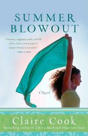 Cover of: Summer Blowout by Claire Cook