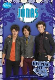 Cover of: JONAS #2: Keeping it Real (J.O.N.a.S.)