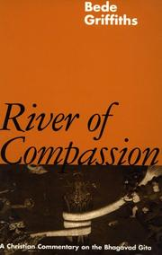 Cover of: River of compassion