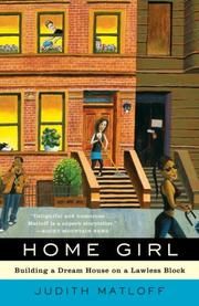 Cover of: Home Girl | Judith Matloff