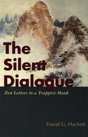 Cover of: The silent dialogue
