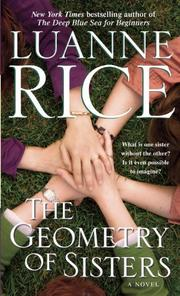 Cover of: The Geometry of Sisters: A Novel