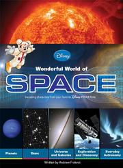 Cover of: Disney Wonderful World of Space