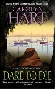 Cover of: Dare to Die (Death on Demand) | Carolyn Hart