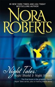Cover of: Night Tales: Night Shield & Night Moves |