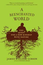 Cover of: A Reenchanted World | James William Gibson