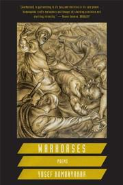 Cover of: Warhorses: Poems