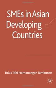 Cover of: SMEs in Asian Developing Countries