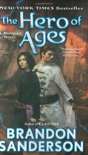 Cover of: The Hero of Ages | Brandon Sanderson